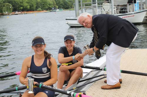 Henley Town and Visitor Regatta 2016