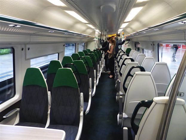 new gwr suburban electric train launched