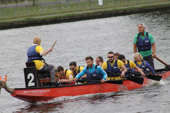 Regatta for Disabled 2016