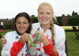 Henley Olympic Heroes Return Parade