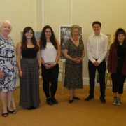 Hedfas Sixth Form Prize Winners