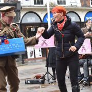 Poppy Appeal Launch Henley 2016