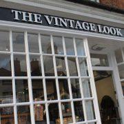 Vintage Look Henley