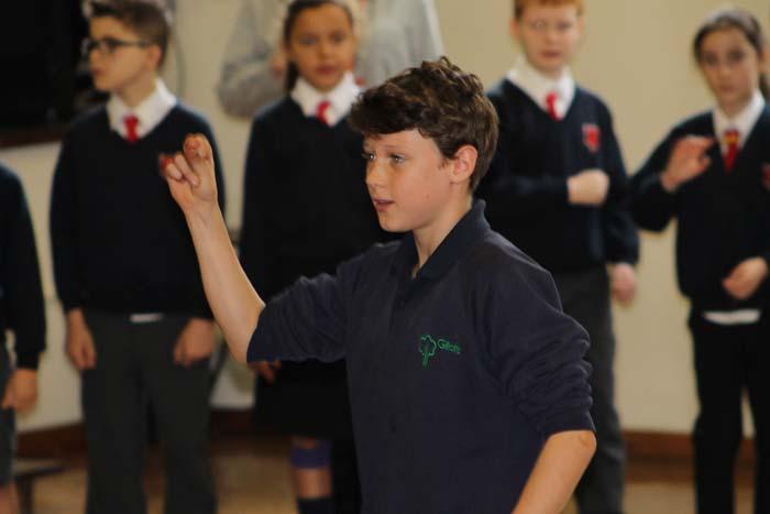 Henley Educational Trust Singing Workshop