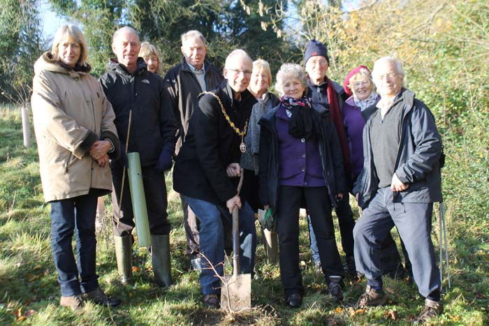 Tilebarn Wood Henley 5 Year Reunion