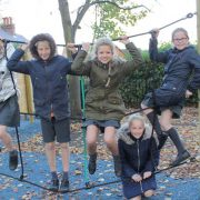 Trinity School Henley Playground