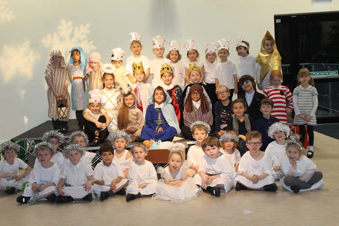 Badgemore Primary School Nativiity