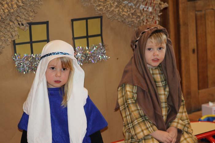 Harpsden Pre-School Nativity