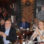 Hotel du Vin Henley Business Partnership 3FM Meeting
