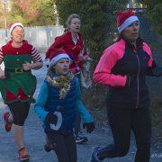 Henley Santa Fun Run