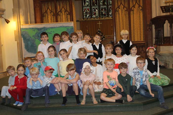 Trinity School Nativity