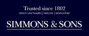 Simmons & Sons logo