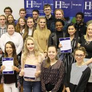 Henley College Awards