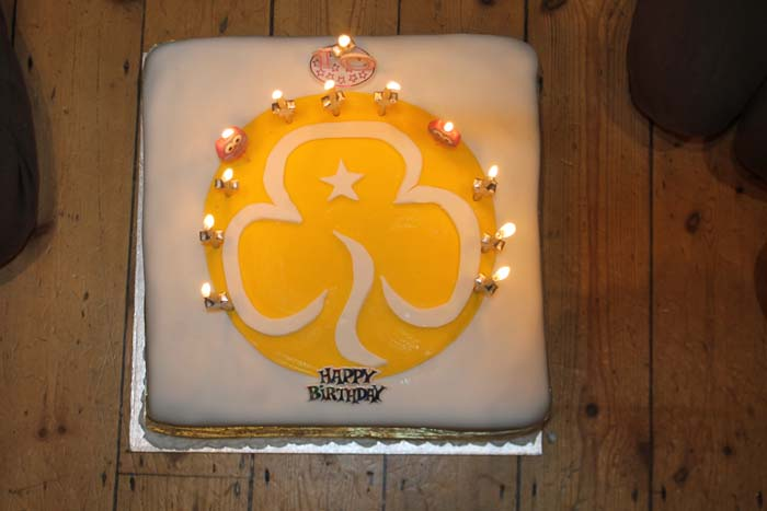1st Henley Brownies 10th Birthday Party