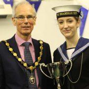 Henley Sea Cadets Annual Presentation