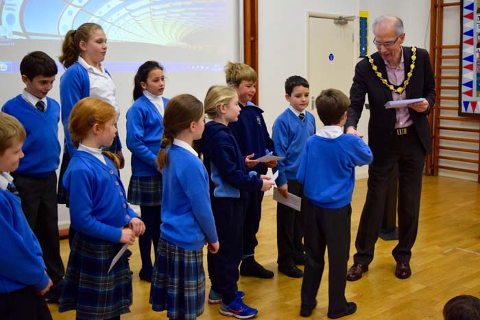St Mary's School Council