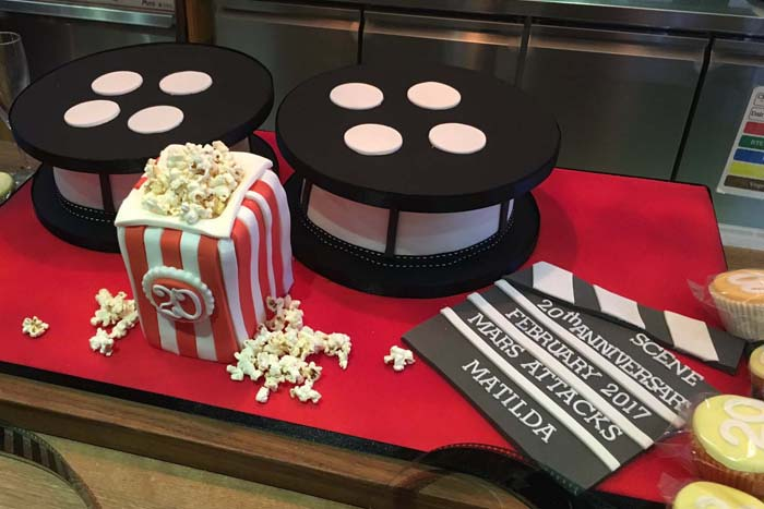 Regal Picturehouse 20th birthday