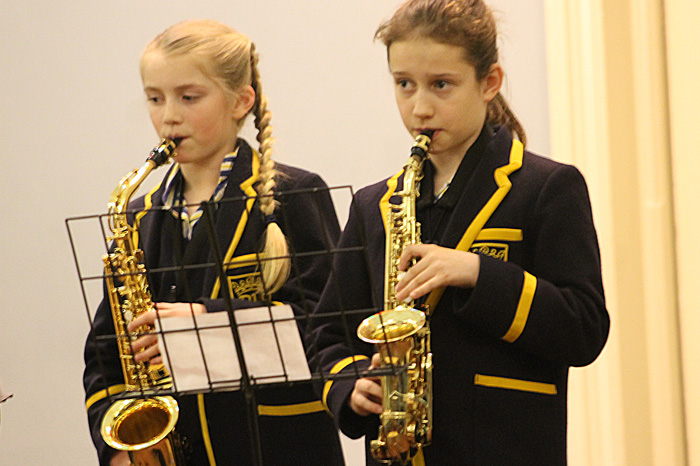 Rupert House School Easter Concert