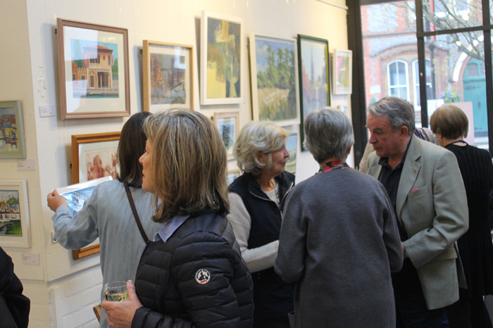 Henley Art & Craft Guild Spring Exhibition