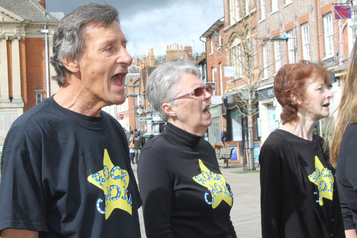 Henley Rock Choir Tour