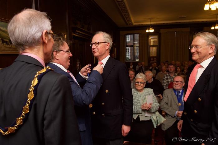 Henley Town Medal