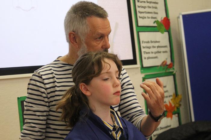Rupert House School Art Week