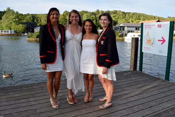 Henley Women's Regatta International Crew Reception