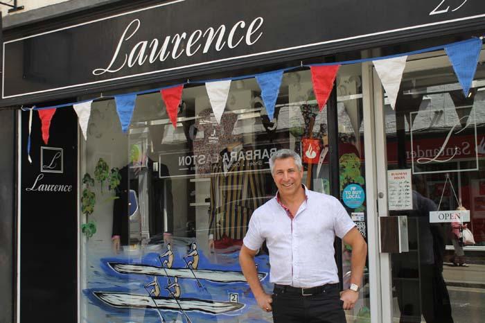 Laurence Menswear Henley Regatta