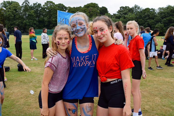 Gillotts Sports Day 2017