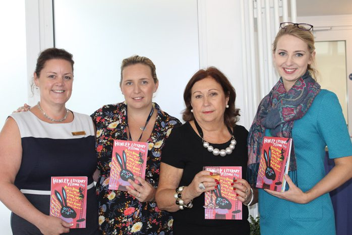 Henley Literary Festival 2017 Launch
