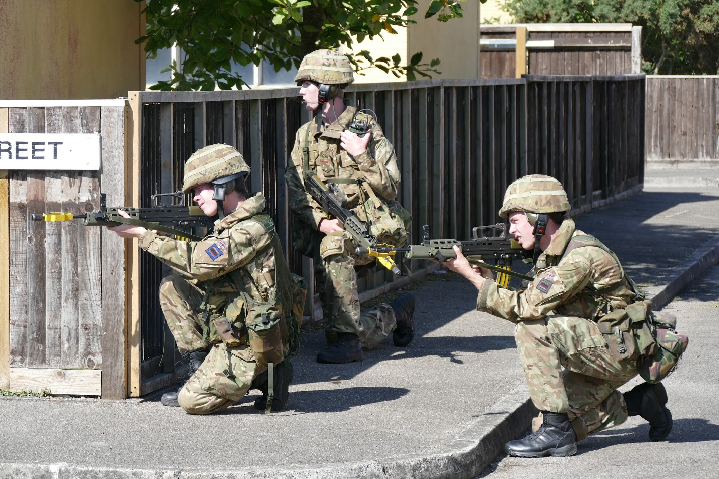 Henley Army Cadets Return From Successful Annual Camp