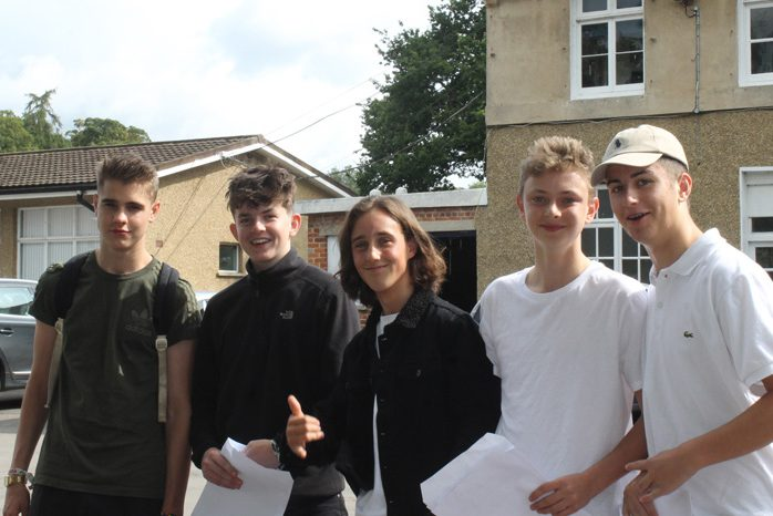 Gillotts GCSE Results