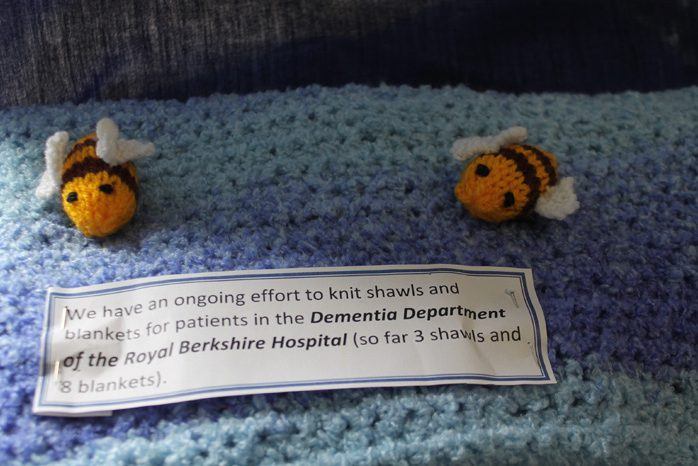 Henley Library Knitting Group