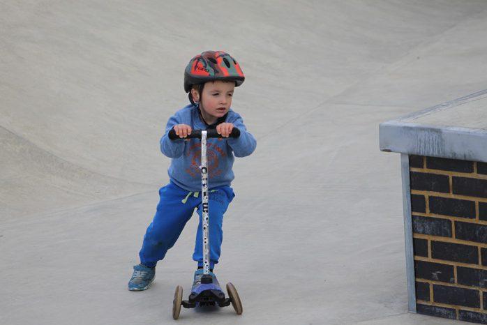 Henley Skatepark Jam