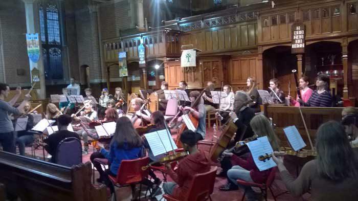 Henley-Leichlingen Youth Orchestra