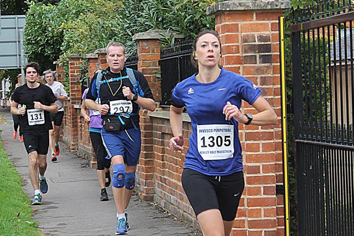 Henley Half Marathon