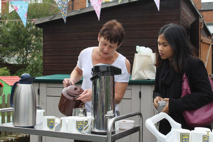 Henley Macmillan Coffee Mornings