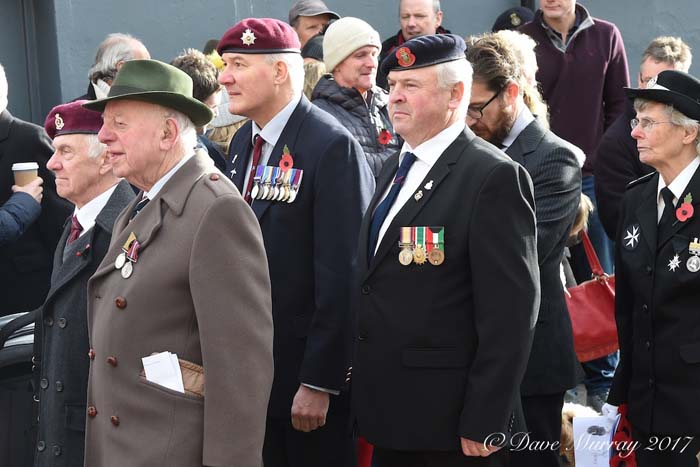 Henley Remembrance Service