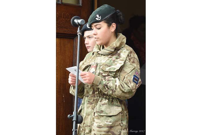 Henley Remembrance Service