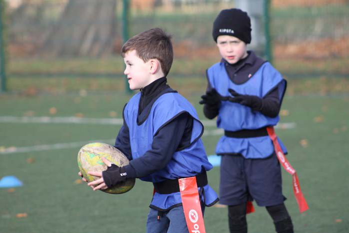 Henley Schools Community Rugby Programme