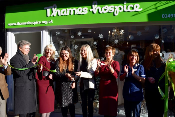 Thames Hospice Charity Shop Duke Street Opening