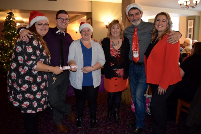 Gainsborough Residents Over 60s Christmas Lunch