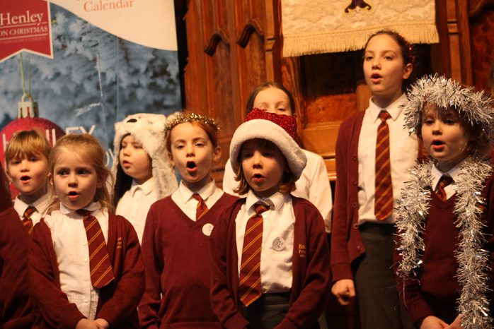 Living Advent Calendar 19 December Henley Youth Festival
