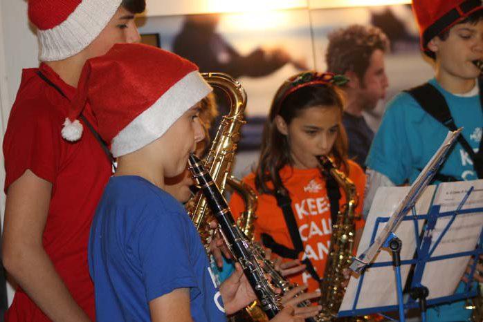 Living Advent Calendar 4 Dec Henley Music School