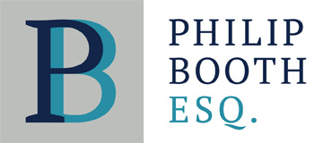 Philip Booth Esq logo