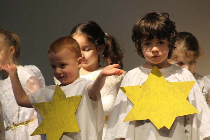 Badgemore School Nativity
