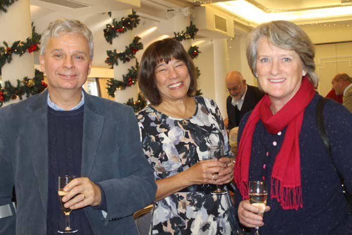 Phyllis Court Club Christmas Drinks