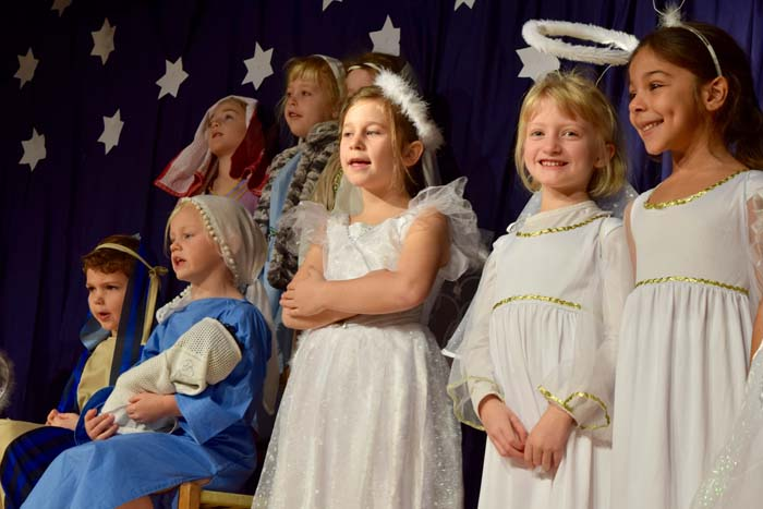 Rupert House School Year 1 Nativity