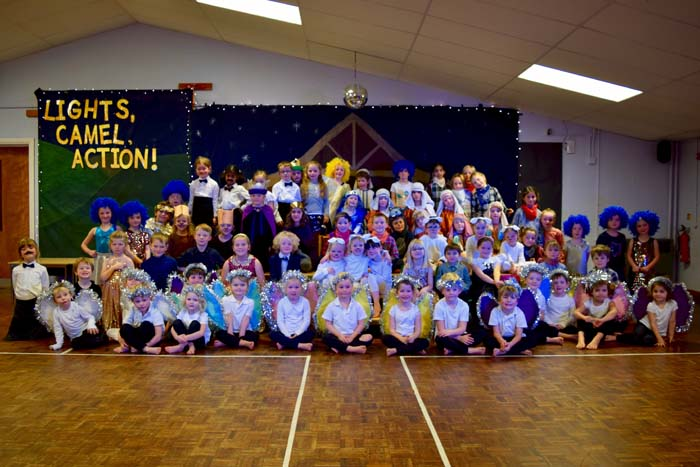 Shiplake Primary Nativity