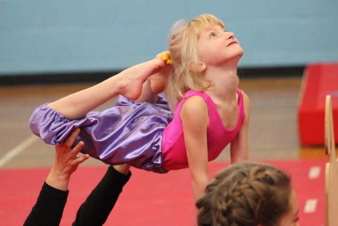 Sprinbox Gymnastics Christmas Show